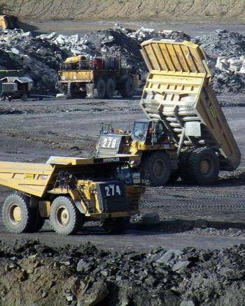 Underground Mining Transportation Case Study | Red Arrow Logistics