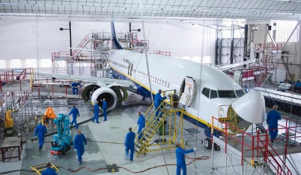 Aerospace Industry - Red Arrow Logistics