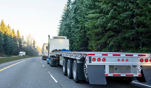 Flat Bed Transportation Logistics   Red Arrow Logistics