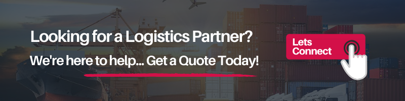Looking for a Logistics Partner... Get a Quote Today | Red Arrow Logsitics