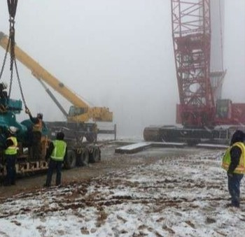 Heavy Haul Gearbox Transportation Case Study | Red Arrow Logistics