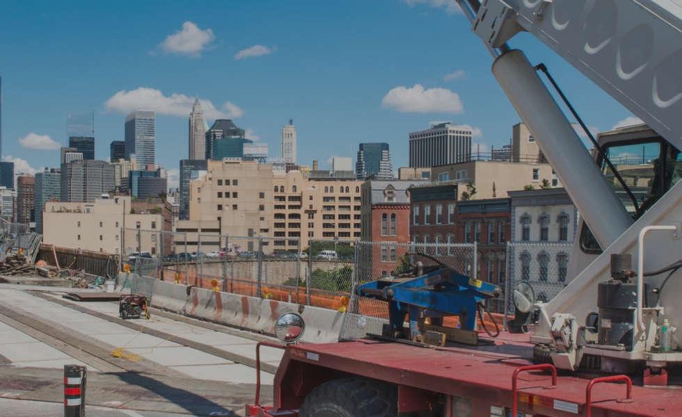 Public Works Industry Logistics - Red Arrow Logistics