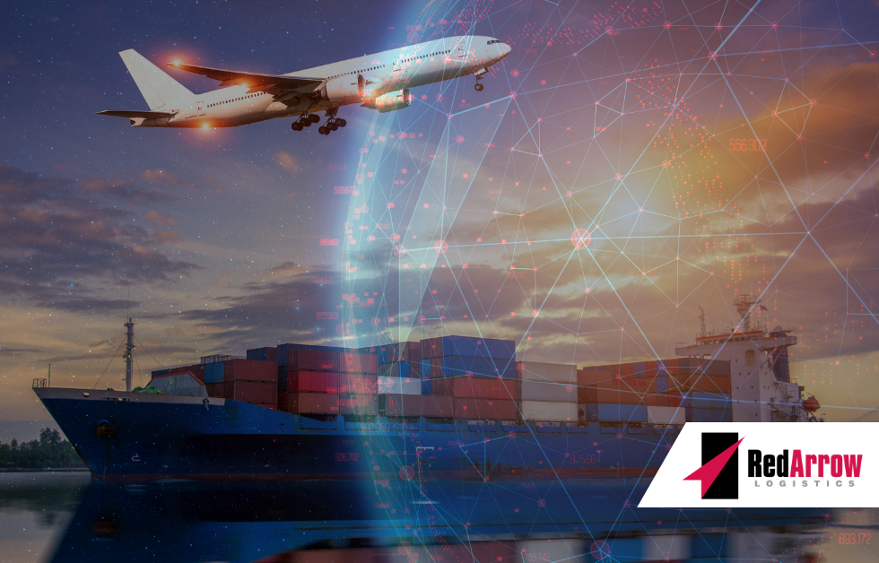 5 Top Logistics Trends for 2021 | Red Arrow Logistics