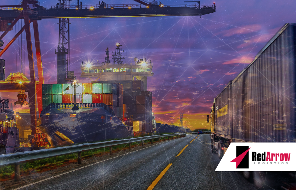 Supply Chain Visibility Increases Efficiency | Red Arrow Logistics