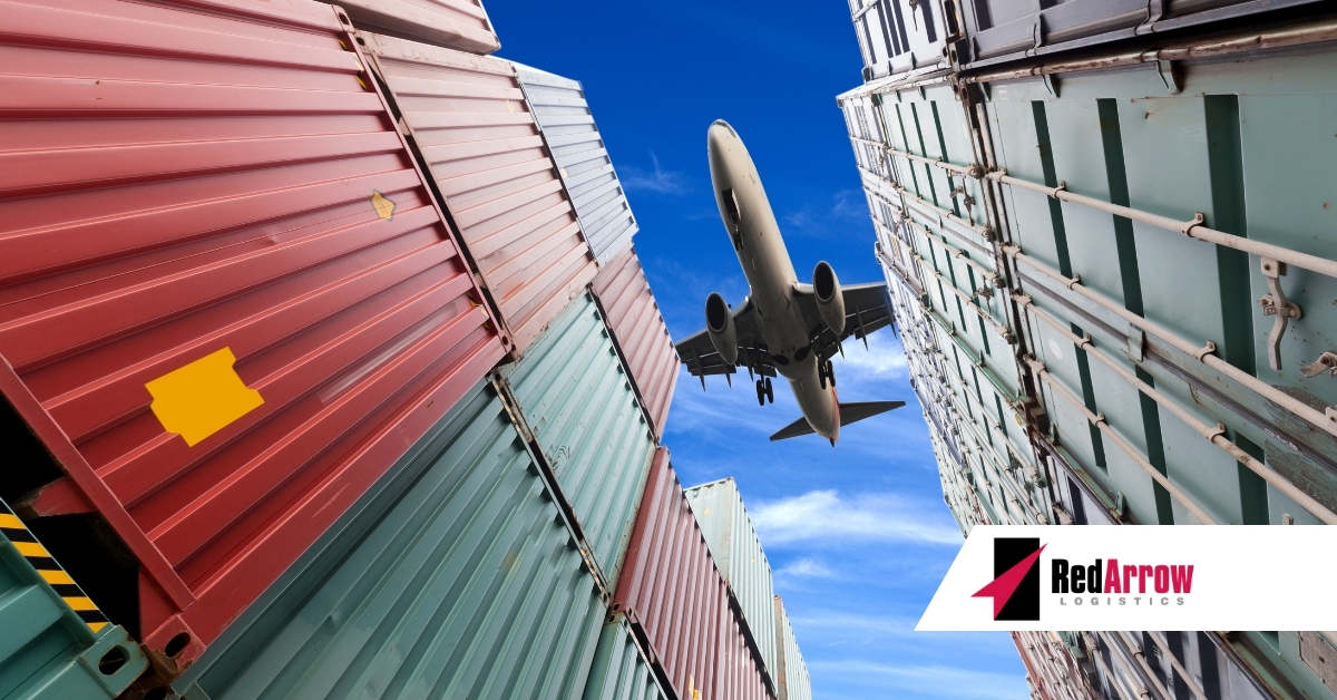 Shippers Look to Air Cargo as an Alternative to Ocean Freight   Red Arrow Logistics