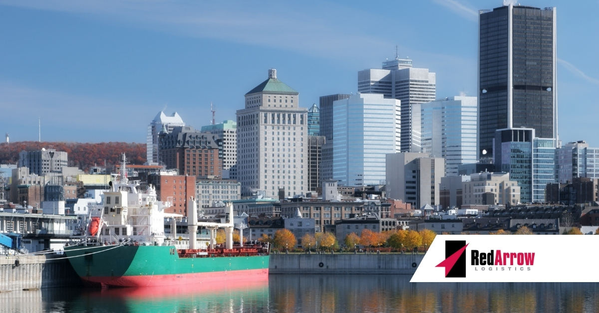 Canadian Port Strike Would Mean Disruptions to the Supply Chain   Red Arrow Logistics