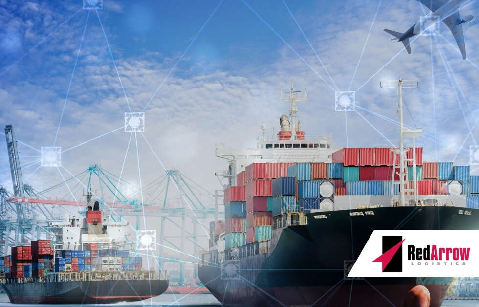 Technology Can Solve Supply Chain Visibility Challenges | Red Arrow Logistics
