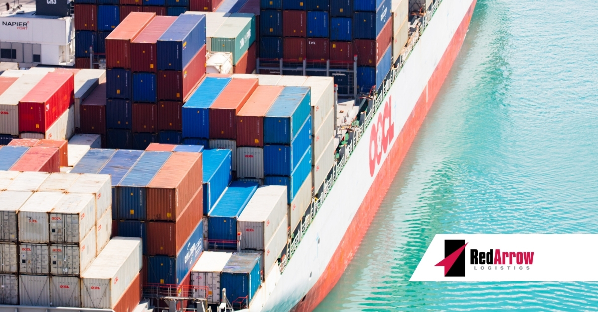 A Bumpy Ride Ahead for U.S. Importers with Ongoing Container Crisis   Red Arrow Logistics