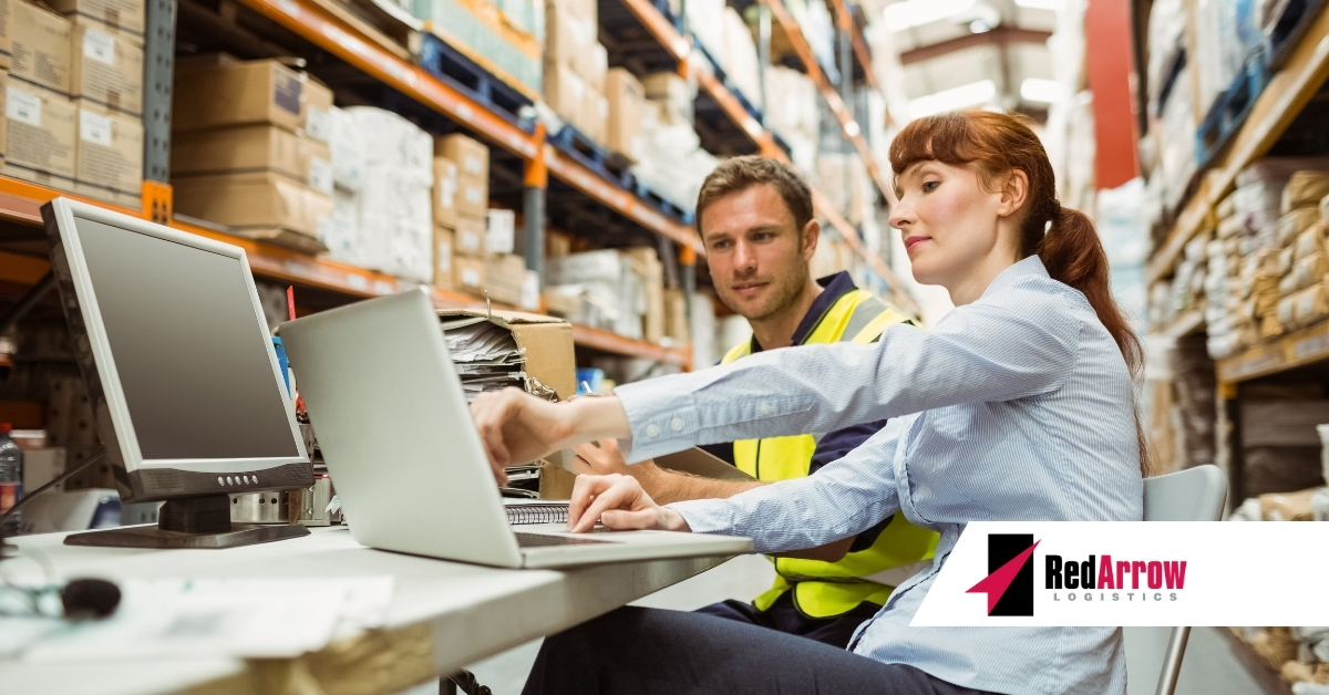 A Reverse Logistics Strategy and How it Can Improve Your Supply Chain | Red Arrow Logistics