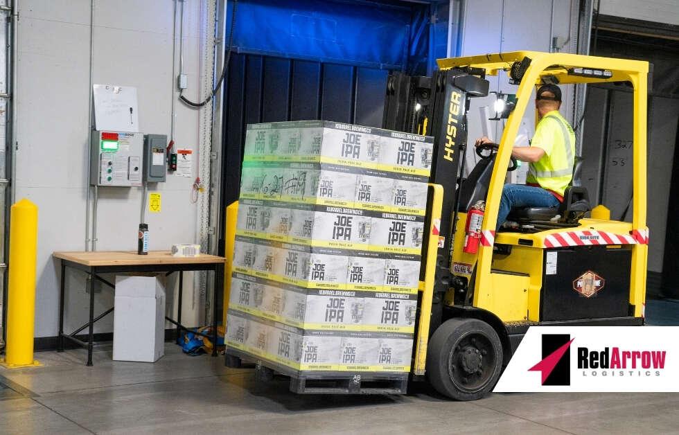 Optimizing Your Cold Chain Logistics | Red Arrow Logistics