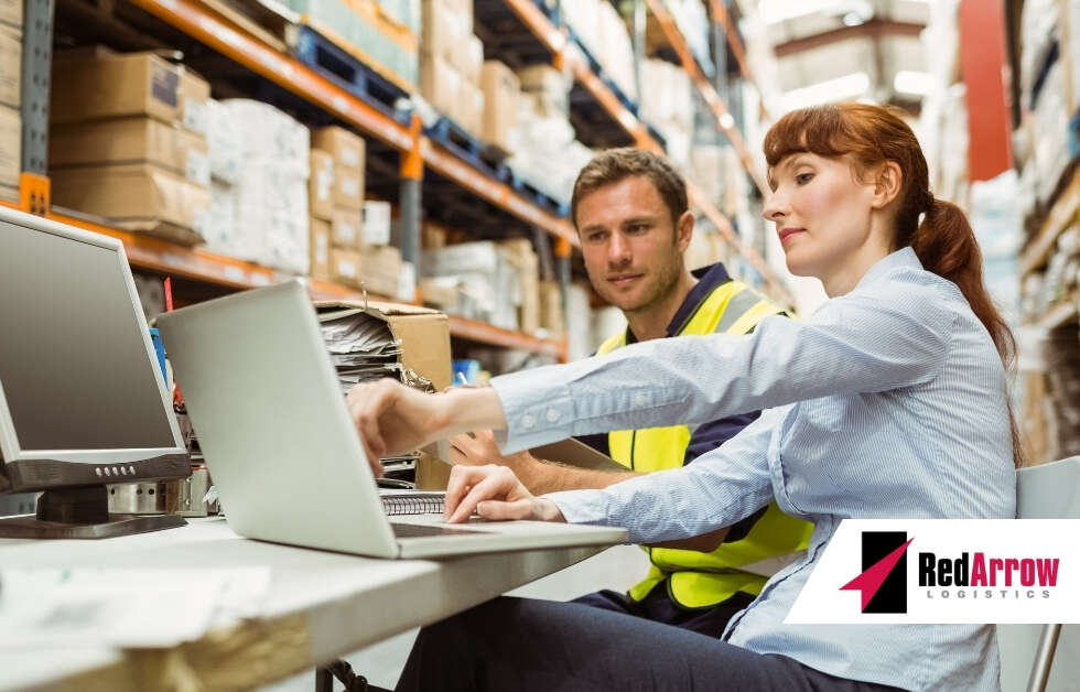 Improving the Security of Your Supply Chain Through Video Surveillance | Red Arrow Logistics