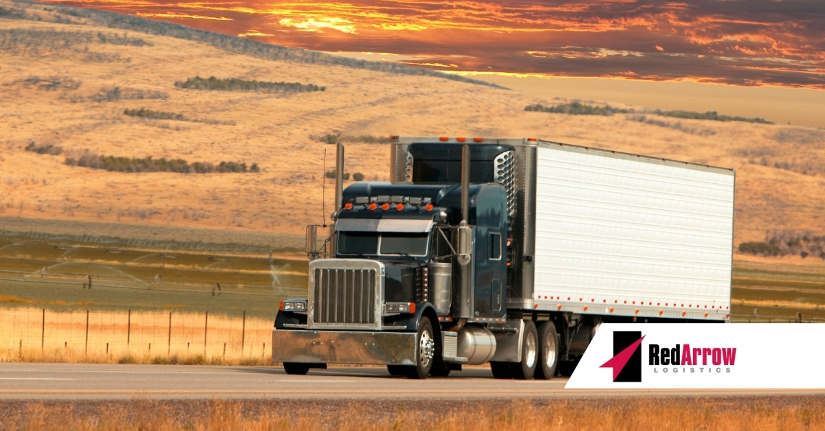 How to Keep Your Freight Moving During Peak Season   Red Arrow Logistics