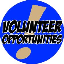 volunteer opportunities 225