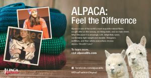 Join Alpacas of Oklahoma and feel the difference we make!