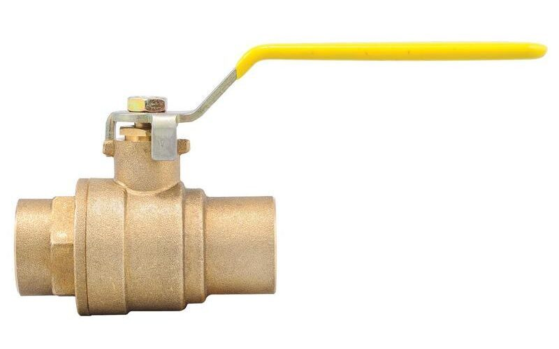 water shut off valve for boats