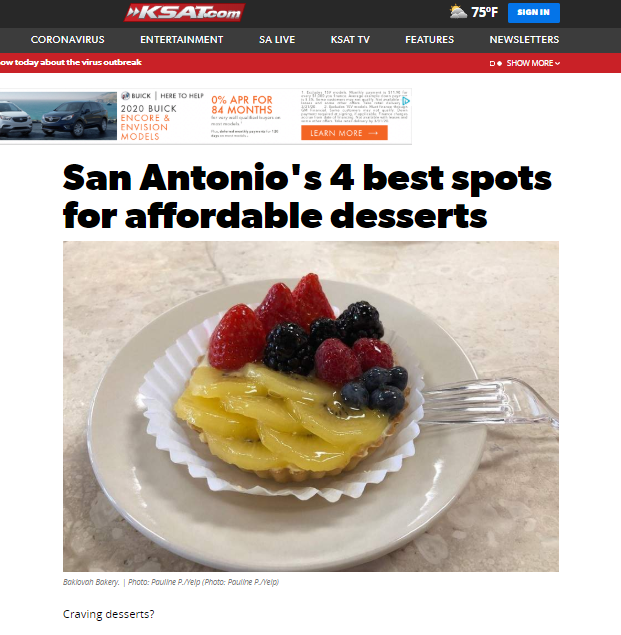 Crepeccino Emerges as One of the Best Budget Dessert Stops in San Antonio