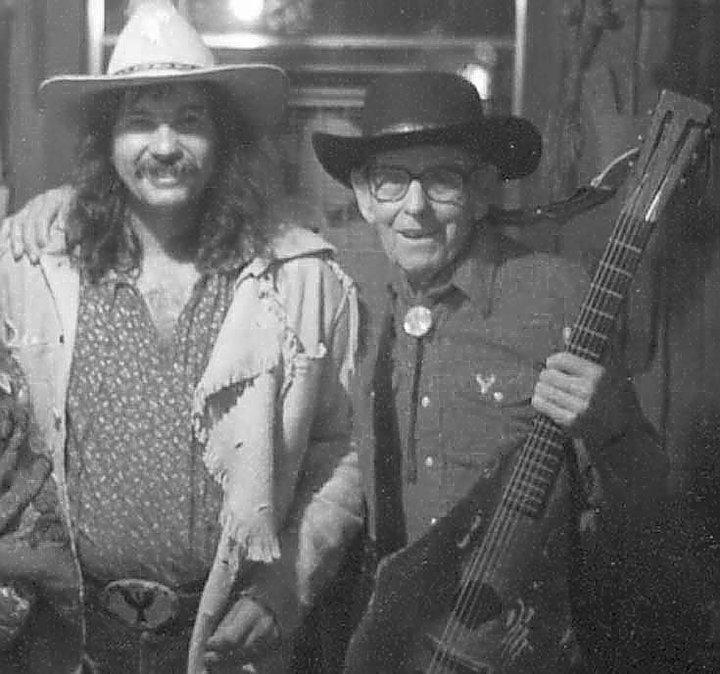 Rik & Jimmy Driftwood - early 1990s