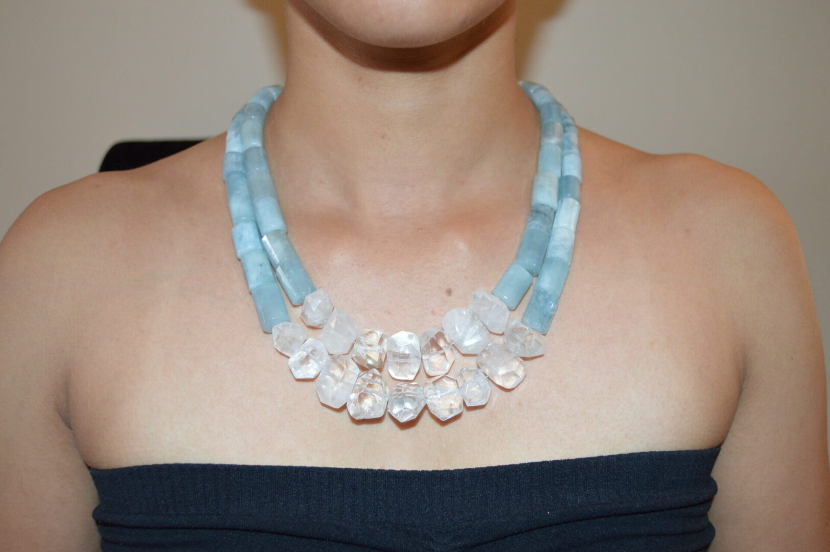 A Queen of the Sea Statement Necklace