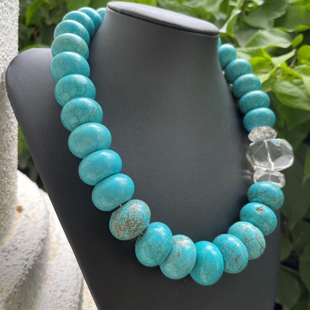 A Southwest Beauty necklace