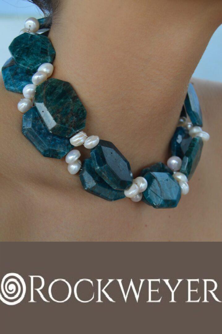 La Victoria Pearls necklace