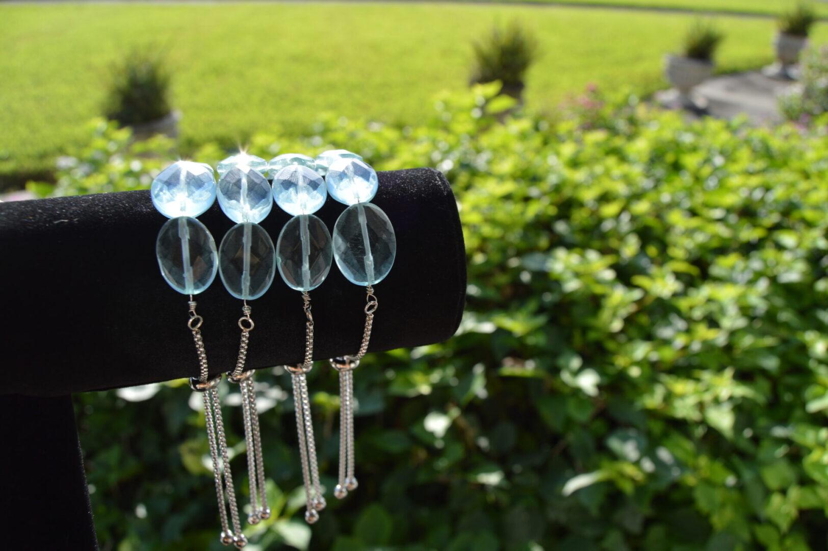 Blue Diva Bracelets
