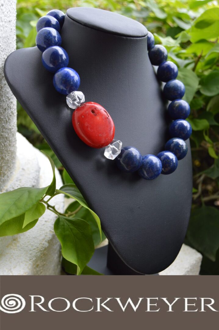 A Cleopatra Energy Bead Necklace