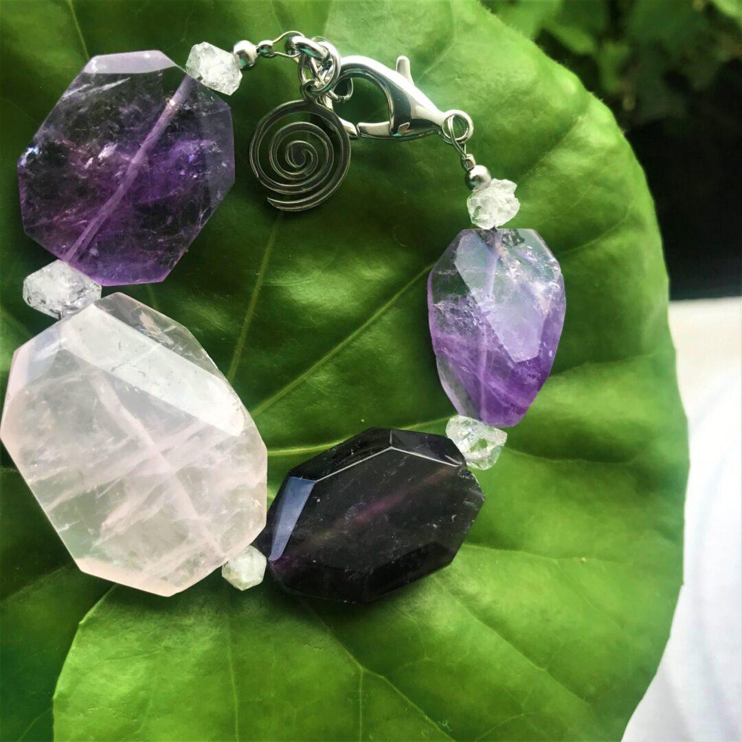 A Heart and Soul Bracelet