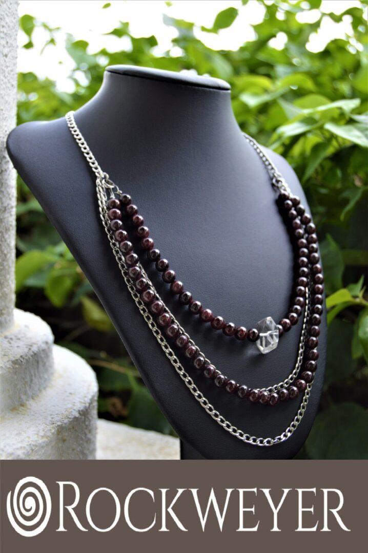 The Garnet Necklace