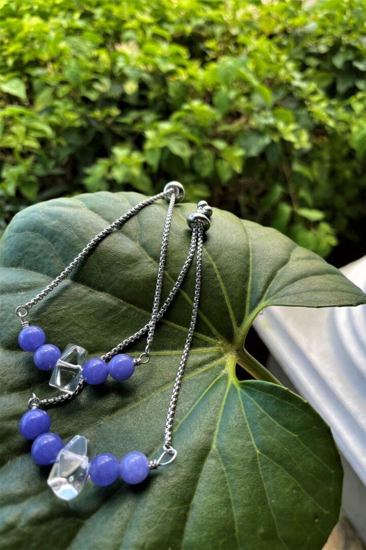 Purple Melody Bracelets
