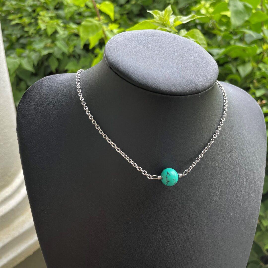 Turqoise Whisper necklace