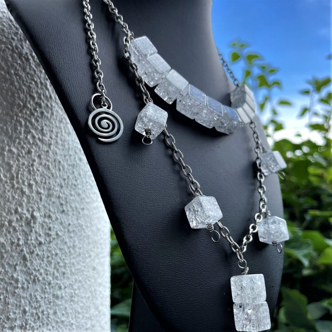 A Space Cadet Jewelry Set