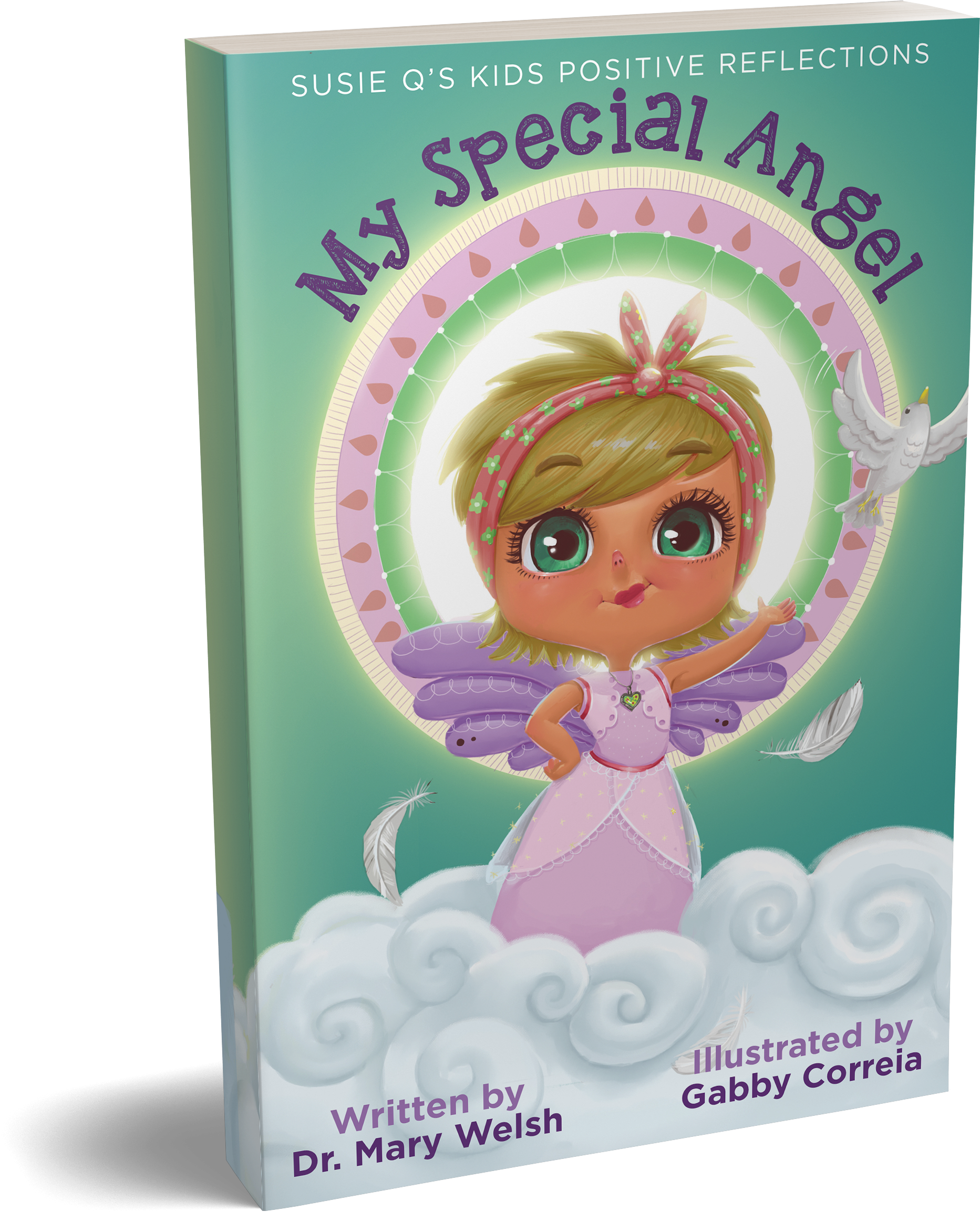 My Special Angel_3D