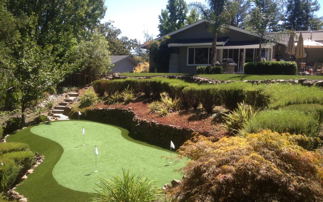 The Art of Installing Artificial Grass