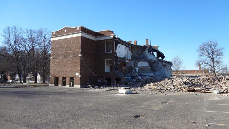 Western Annex Demolition