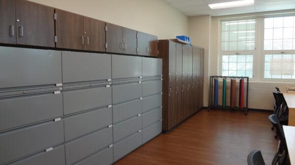 Intermediate School Interior Design