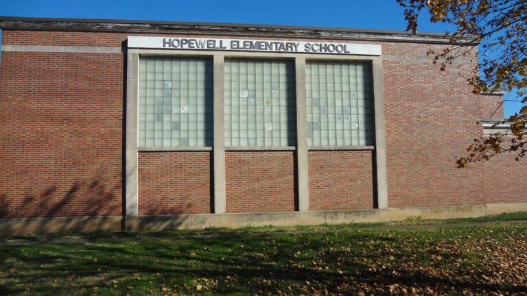 Chillicothe CSD_________________________Hopewell ElementaryDemolition