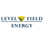 Level Field Energy Logo
