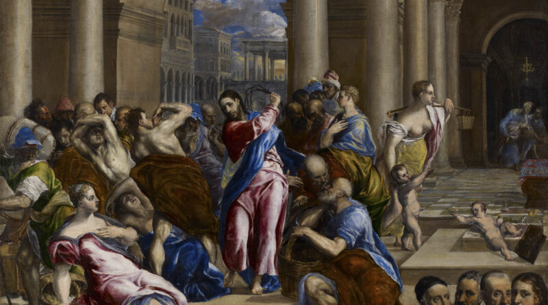 Christ-Driving-The-Money-Changers
