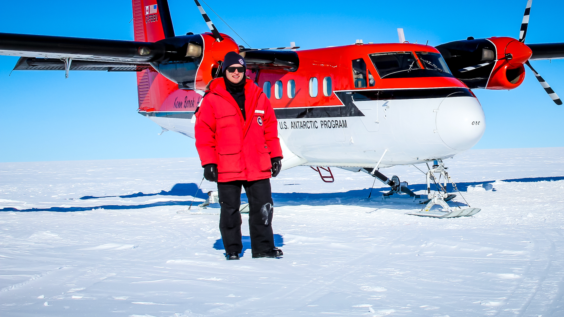 From Northland to the South Pole