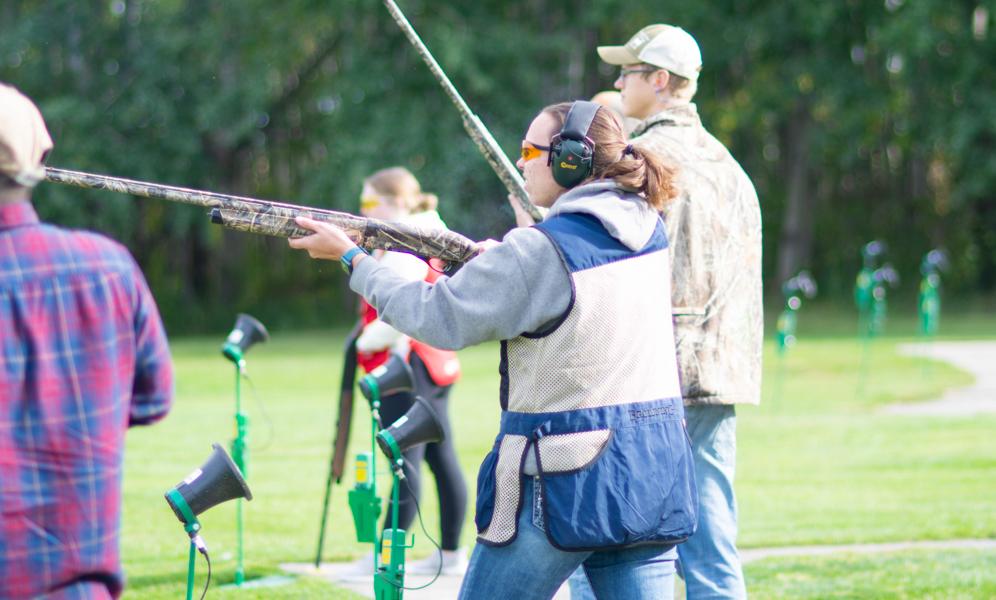 Morgan Burns, Northland Clay Target