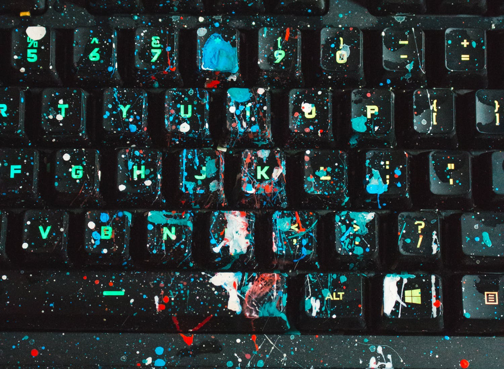 Dirty Keyboards