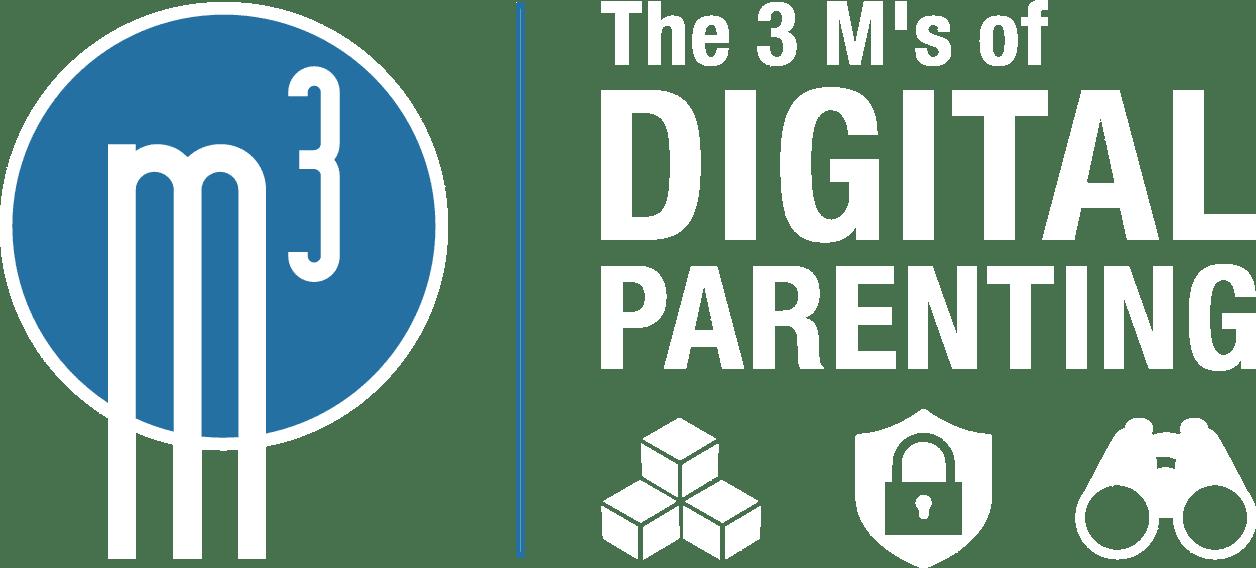 3M Digital Parenting Logo