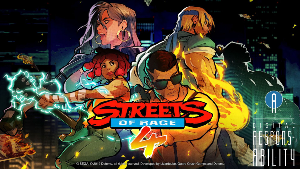 Streets of rage 4 thumbnail
