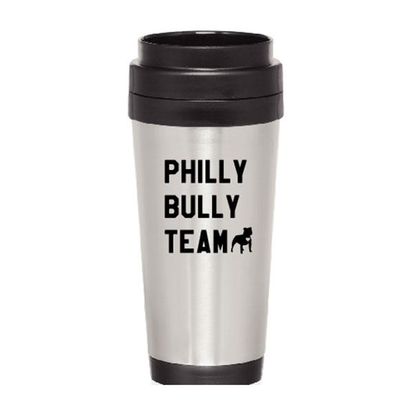 Philly Bully Team Insulated Travel Mug