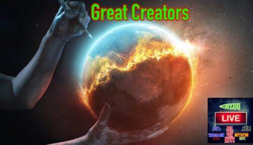 Great Creators- sinzuulive