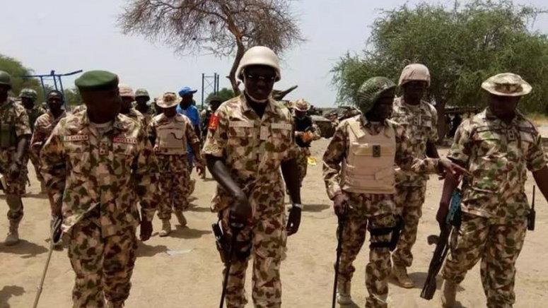 Nigerian Soldier- sinzuulive