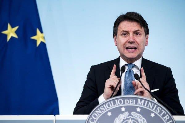 Italy Quarantine- sinzuulive