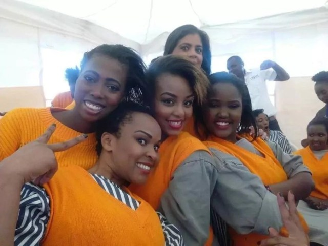 Kenya Female Prisoners- sinzuulive