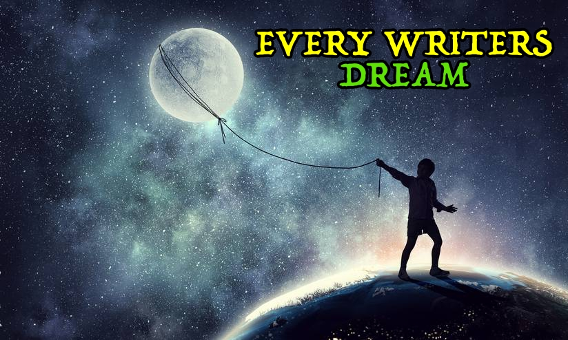 Every writers dream- sinzuulive