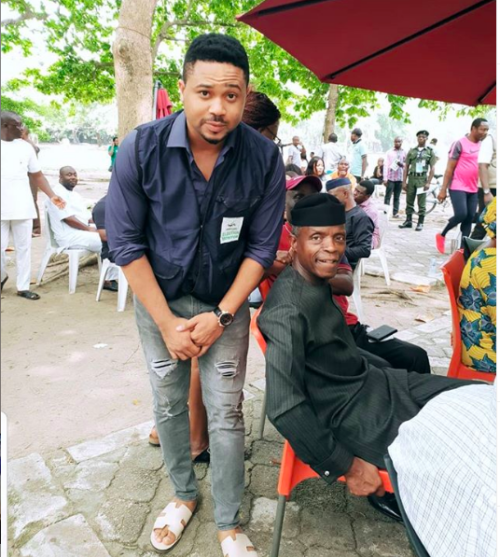 Nollywood Actor- sinzuulive